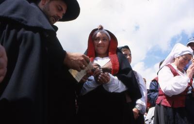 """Concurso 2007_3 - III Concurso de Fotografía Digital """"Tineo entrefotos""""- """"Vaqueiros de Alzada: Historia, Costumbres, Hábitat, Folklore... en el Concejo de Tineo"""""""